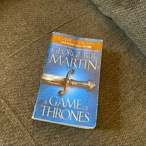 """""""A Game of Thrones"""" Book 1 Softcover"""